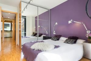 My Space Barcelona Executive Apartments Center, Апартаменты  Барселона - big - 57