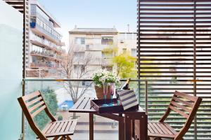 My Space Barcelona Executive Apartments Center, Апартаменты  Барселона - big - 81