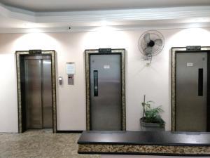 Lugar todo no Centro II-próx. a Santa Casa e UFRGS, Апартаменты  Порту-Алегри - big - 7