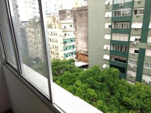 Lugar todo no Centro II-próx. a Santa Casa e UFRGS, Апартаменты  Порту-Алегри - big - 13