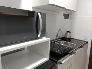 Lugar todo no Centro II-próx. a Santa Casa e UFRGS, Апартаменты  Порту-Алегри - big - 16