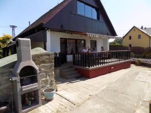 Ferienhaus Natočně-dům Janov Tschechien