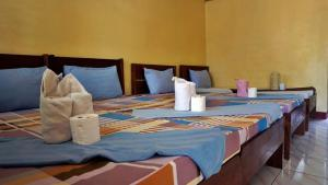 JBR Tourist Inn, Penziony – hostince  Port Barton - big - 31