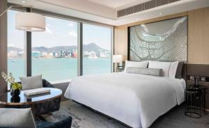 Upper Deluxe King or Twin Room with Harbour View