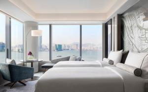 Deluxe King or Twin Room with Harbour View