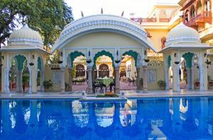 Alsisar Haveli - Heritage Hotel, Hotely  Jaipur - big - 84