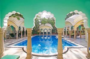 Alsisar Haveli - Heritage Hotel, Hotely  Jaipur - big - 91