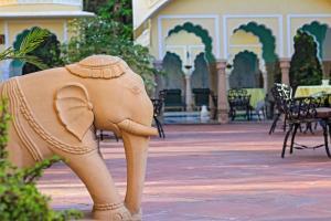 Alsisar Haveli - Heritage Hotel, Hotely  Jaipur - big - 90