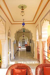 Alsisar Haveli - Heritage Hotel, Hotely  Jaipur - big - 89