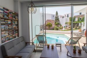 Argo Boutique Hotel, Hotel  Naxos Chora - big - 121