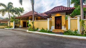 Les Palmares Villas, Курортные отели  Банг Тао Бич - big - 104