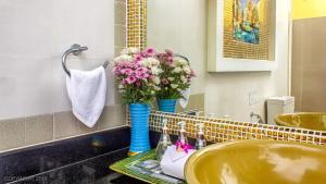 Les Palmares Villas, Курортные отели  Банг Тао Бич - big - 106