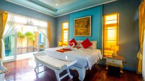 Les Palmares Villas, Курортные отели  Банг Тао Бич - big - 108