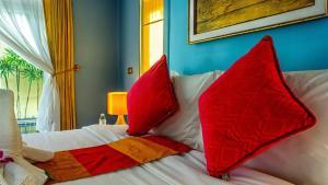 Les Palmares Villas, Курортные отели  Банг Тао Бич - big - 109