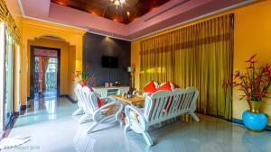 Les Palmares Villas, Курортные отели  Банг Тао Бич - big - 115