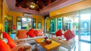 Les Palmares Villas, Курортные отели  Банг Тао Бич - big - 118