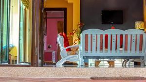 Les Palmares Villas, Курортные отели  Банг Тао Бич - big - 122