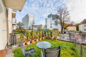 Apartamenty Sun & Snow Promenada, Apartmány  Świnoujście - big - 187
