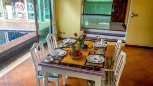Les Palmares Villas, Курортные отели  Банг Тао Бич - big - 142