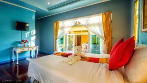 Les Palmares Villas, Курортные отели  Банг Тао Бич - big - 146