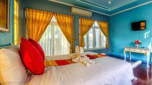 Les Palmares Villas, Курортные отели  Банг Тао Бич - big - 147