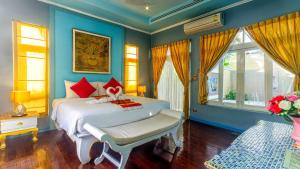 Les Palmares Villas, Курортные отели  Банг Тао Бич - big - 148