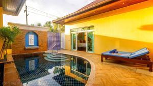 Les Palmares Villas, Курортные отели  Банг Тао Бич - big - 157