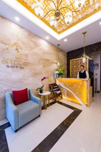 Splendid Hotel & Spa, Hotely  Hanoj - big - 51