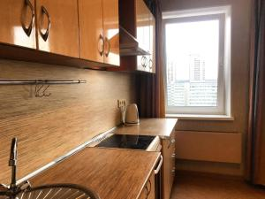 Comfortable apartment in Saint Petersburg, Ferienwohnungen  Sankt Petersburg - big - 1