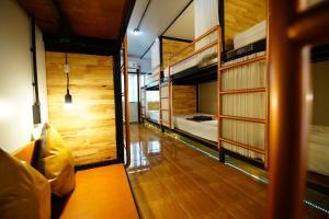 Bunk Bed in Mixed Dormitory Room - High Floor