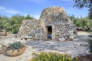 Villa More Trullo, Vily  Patù - big - 29