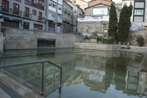 A Lareira De Allariz, Дома для отпуска  Альярис - big - 13