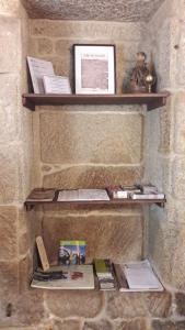 A Lareira De Allariz, Дома для отпуска  Альярис - big - 18
