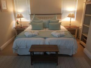 Double Room with Kitchenette - Lagoon facing