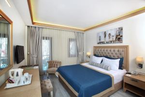 Marina Vista Hotel, Hotel  Bodrum City - big - 21