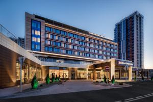 Отель Hilton Garden Inn Novorossiysk, Новороссийск