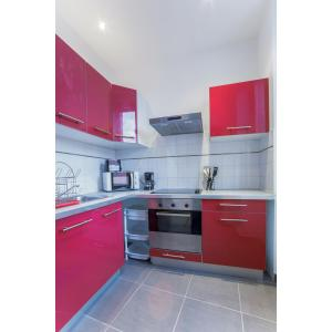Beau T2 au Panier - Air Rental, Apartmanok  Marseille - big - 2