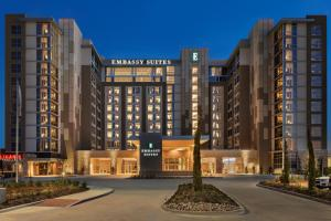 Embassy Suites By Hilton Denton Convention Center, Hotels  Denton - big - 1