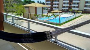Dunas de Guarajuba, Appartamenti  Monte Gordo - big - 4