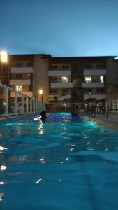 Dunas de Guarajuba, Appartamenti  Monte Gordo - big - 5