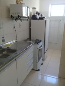 Dunas de Guarajuba, Appartamenti  Monte Gordo - big - 6