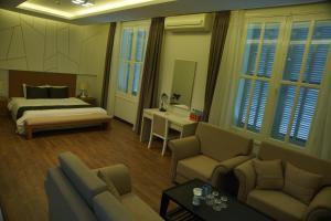 Hung Vuong Hotel, Hotely  Hanoj - big - 17