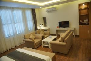 Hung Vuong Hotel, Hotely  Hanoj - big - 16