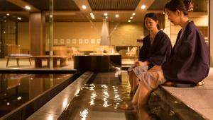Laforet Itoonsen Yunoniwa, Hotel  Ito - big - 41