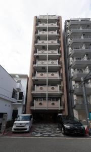 Apartment in Naniwa 1601, Ferienwohnungen  Osaka - big - 5