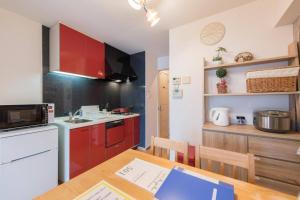 Apartment in Naniwa 1601, Ferienwohnungen  Osaka - big - 13