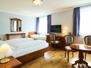 Das Grüne Hotel zur Post - 100 % BIO, Отели  Зальцбург - big - 73
