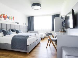 Das Grüne Hotel zur Post - 100 % BIO, Отели  Зальцбург - big - 79