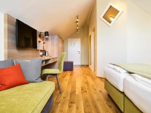 Das Grüne Hotel zur Post - 100 % BIO, Отели  Зальцбург - big - 81