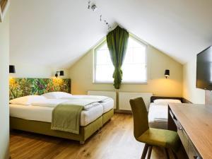 Das Grüne Hotel zur Post - 100 % BIO, Отели  Зальцбург - big - 82